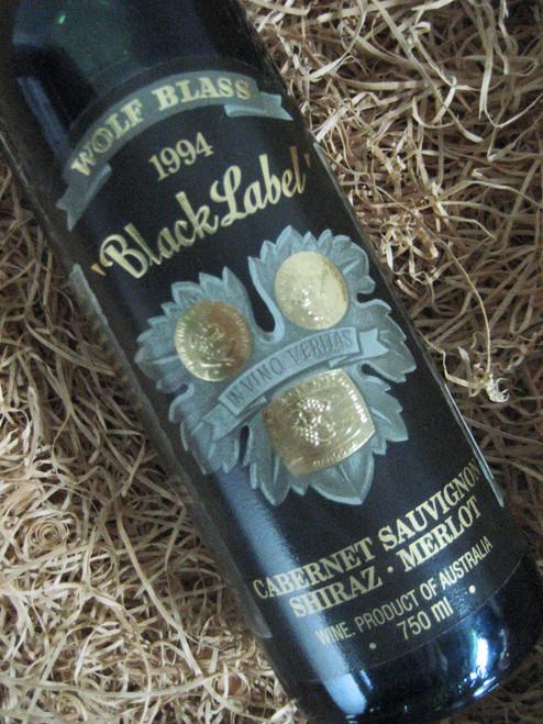 [SOLD-OUT] Wolf Blass Black Label 1994