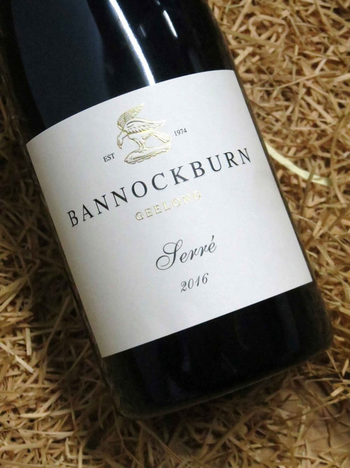 [SOLD-OUT] Bannockburn Serre Pinot Noir 2016