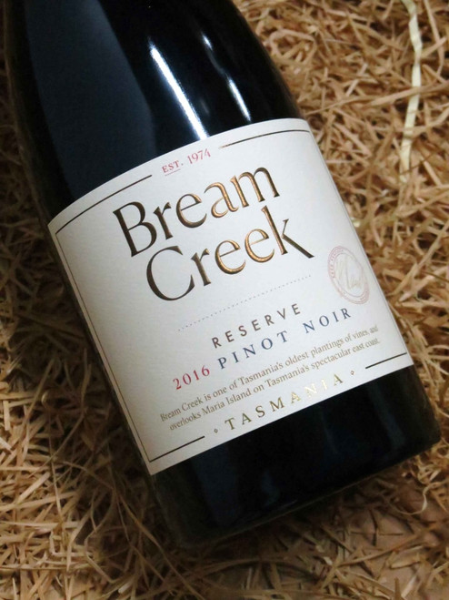 [SOLD-OUT] Bream Creek Reserve Pinot Noir 2016