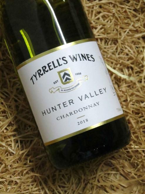 Tyrrell's Hunter Valley Chardonnay 2018