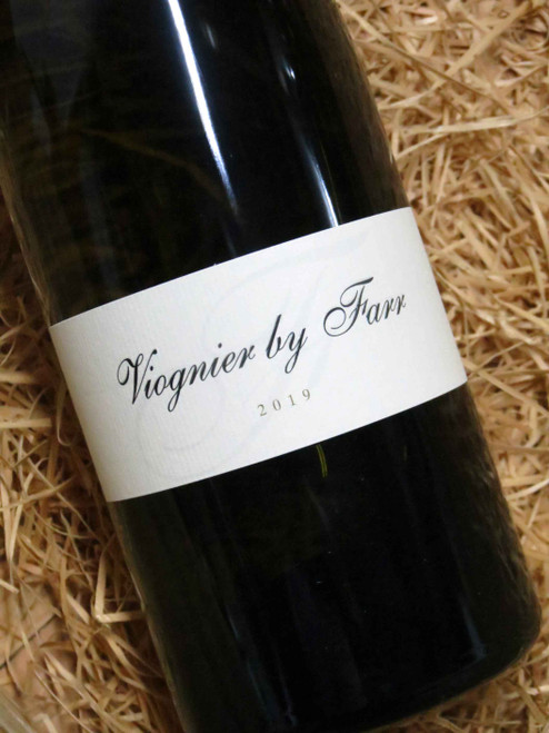 [SOLD-OUT] By Farr Viognier 2018
