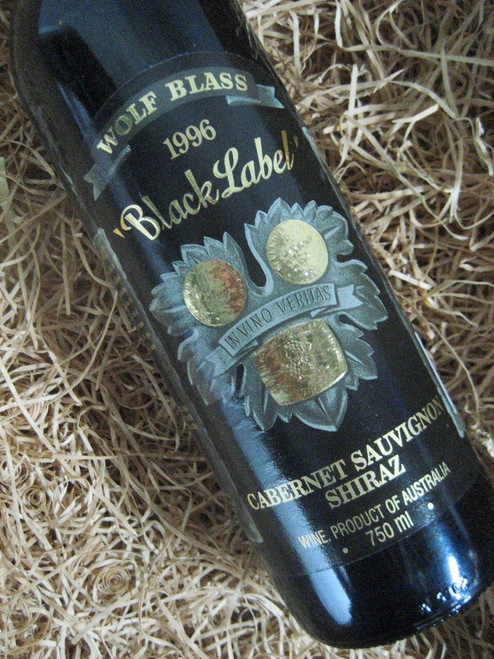 [SOLD-OUT] Wolf Blass Black Label 1996