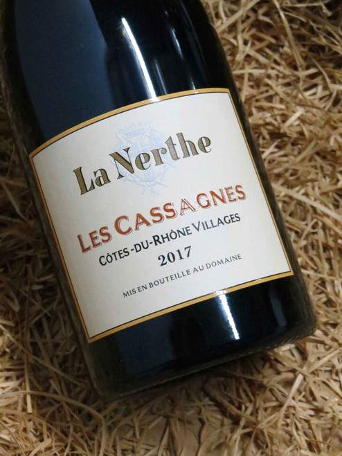 [SOLD-OUT] Chateau La Nerthe Les Cassagnes Cotes du Rhone 2017