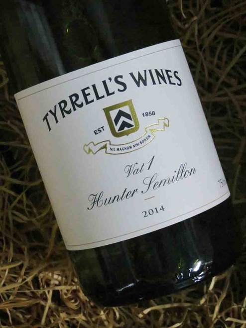 [SOLD-OUT] Tyrrell's Vat 1 Semillon 2014
