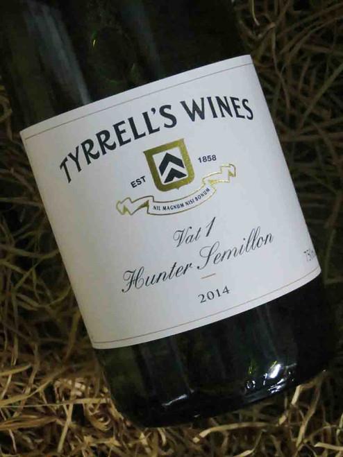 [SOLD-OUT] Tyrrell's Vat 1 Semillon 2014