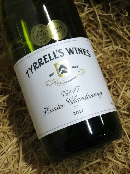[SOLD-OUT] Tyrrell's Vat 47 Chardonnay 2017