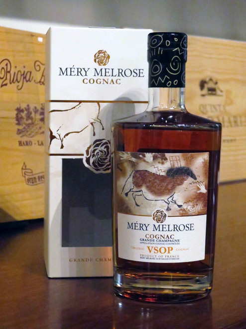 [SOLD-OUT] Mery Melrose Grande Champagne Organic Cognac VSOP