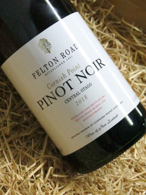 Felton Road Cornish Point Pinot Noir 2018