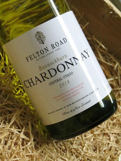 [SOLD-OUT] Felton Road Bannockburn Chardonnay 2018