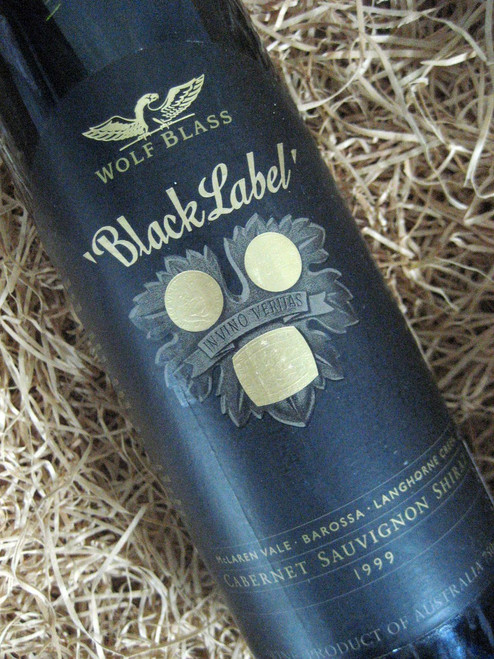 [SOLD-OUT] Wolf Blass Black Label 1999
