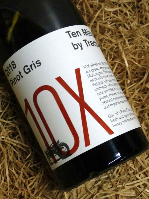 [SOLD-OUT] Ten Minutes By Tractor 10X Pinot Gris 2018