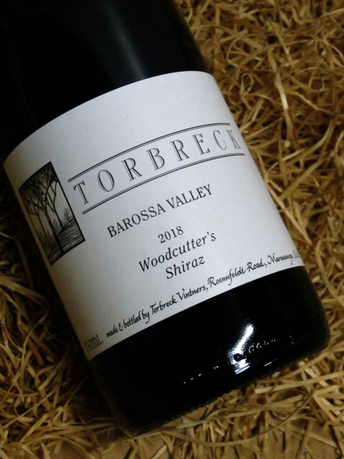 Torbreck Woodcutters Red Shiraz 2018