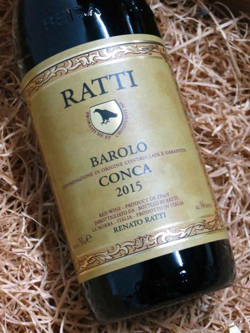 [SOLD-OUT] Renato Ratti Barolo Conca 2015
