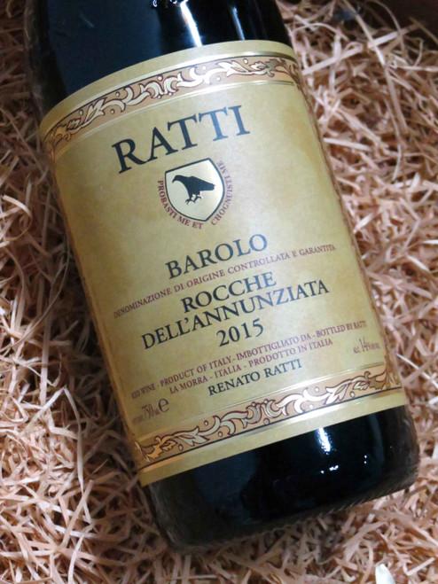 [SOLD-OUT] Renato Ratti Barolo Rocche 2015