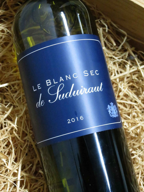Sec de Suduiraut Bordeaux Blanc 2016