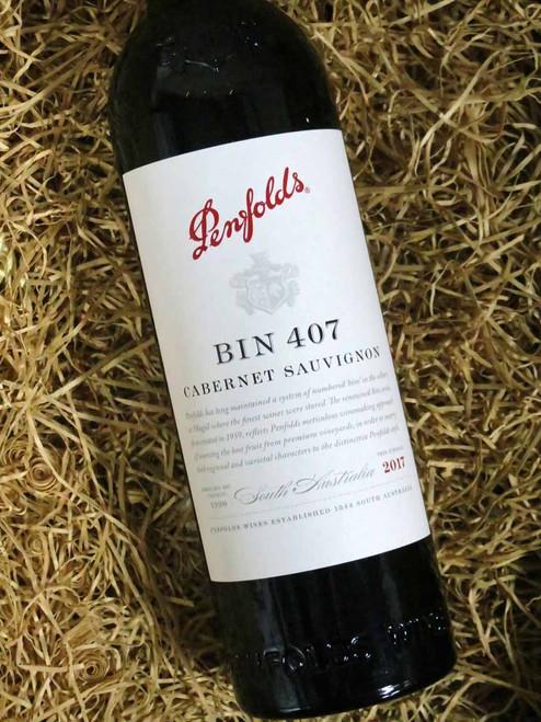 Penfolds Bin 407 2017 (Cork)