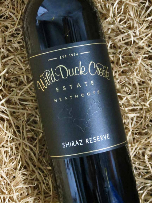Wild Duck Creek Reserve Shiraz 2017