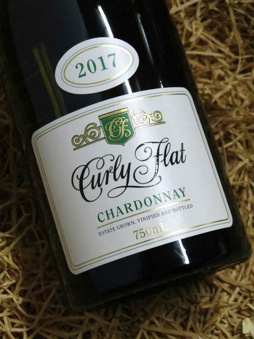 [SOLD-OUT] Curly Flat Chardonnay 2017