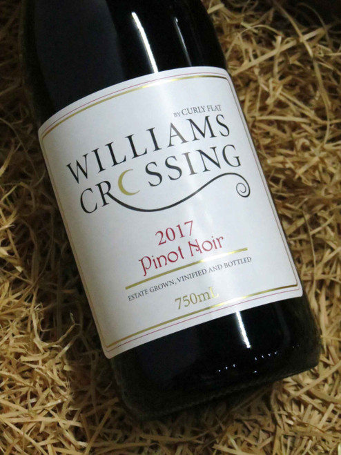 [SOLD-OUT] Curly Flat Williams Crossing Pinot Noir 2017