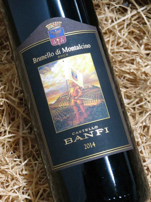 [SOLD-OUT] Banfi Brunello di Montalcino DOCG 2014