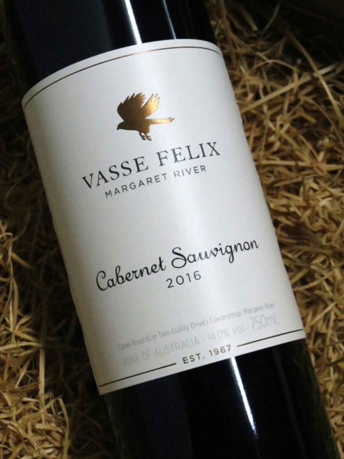 [SOLD-OUT] Vasse Felix Cabernet Sauvignon 2016