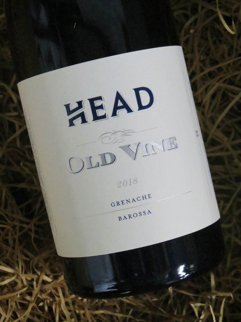 Head Wines Old Vine Grenache 2018