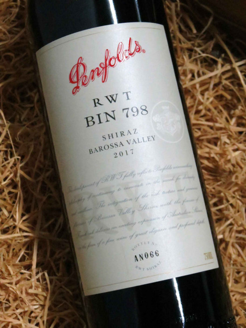 Penfolds RWT 2017 (Cork)