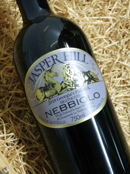 [SOLD-OUT] Jasper Hill Georgia's Paddock Nebbiolo 2018