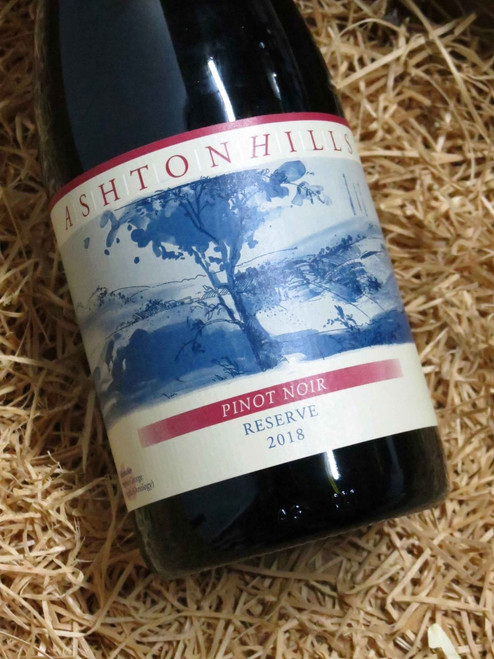 [SOLD-OUT] Ashton Hills Reserve Pinot Noir 2018