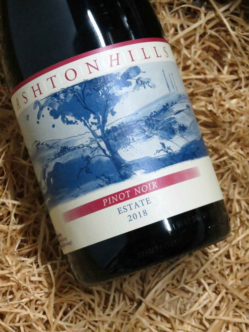 [SOLD-OUT] Ashton Hills Estate Pinot Noir 2018