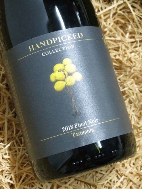 [SOLD-OUT] Handpicked Tasmania Pinot Noir 2018