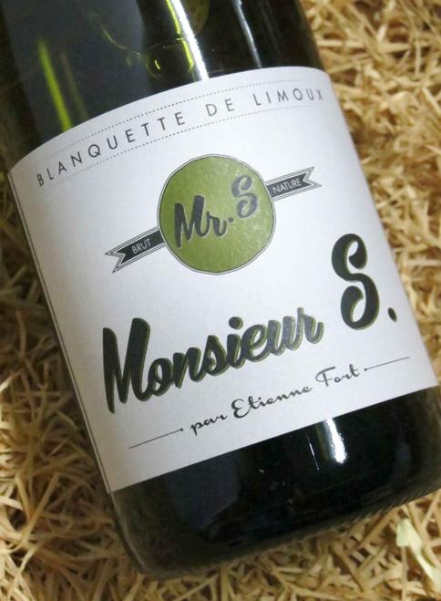 Monsieur S Blanquette de Limoux 2016