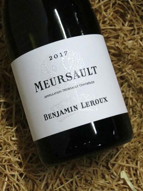 [SOLD-OUT] Benjamin Leroux Meursault 2017