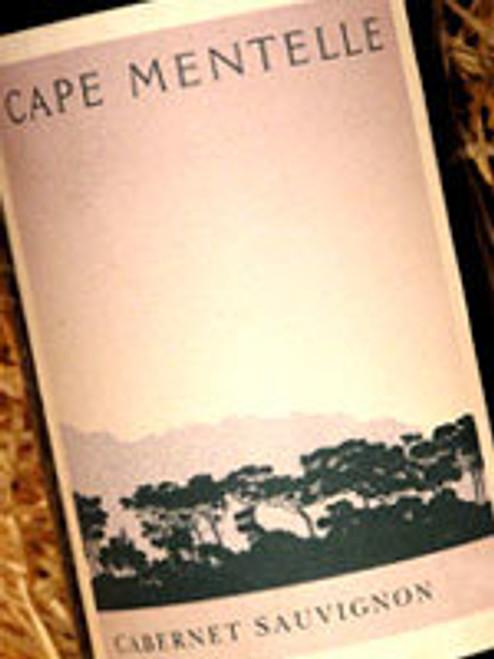 Cape Mentelle Cabernet Sauvignon 1996 (Damaged Label)