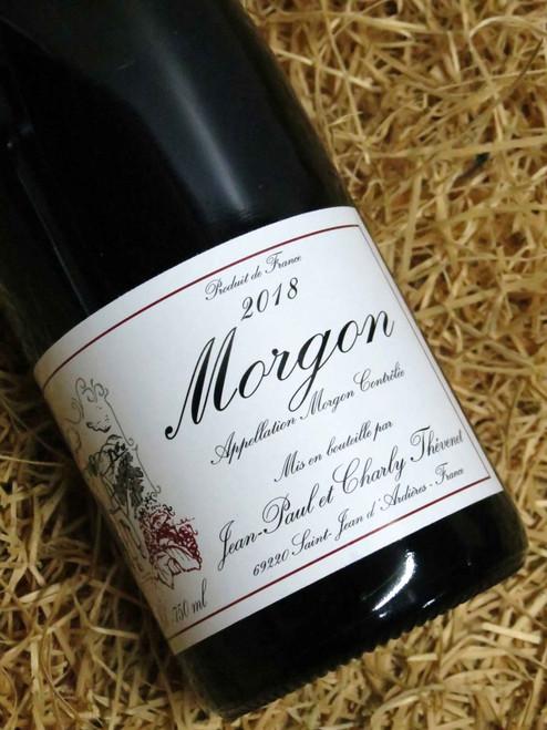 [SOLD-OUT] Jean-Paul Thevenet Morgon Tradition 2018