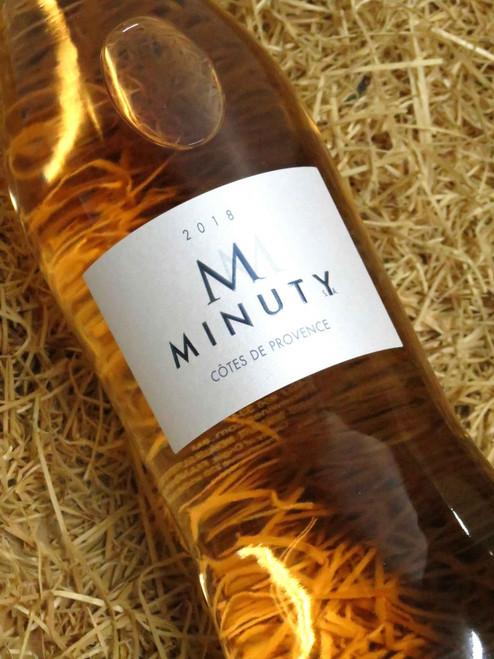 Chateau Minuty 'M de Minuty' Rose 2018 1500mL-Magnum