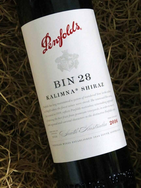 Penfolds Bin 28 2016