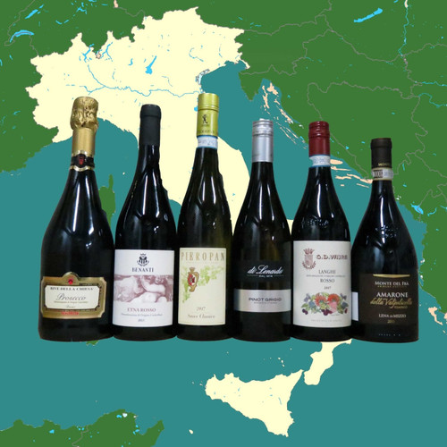 Journey Italy Six-Pack