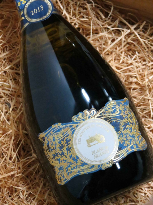 [SOLD-OUT] Ten Minutes By Tractor Blanc de Blancs 2013