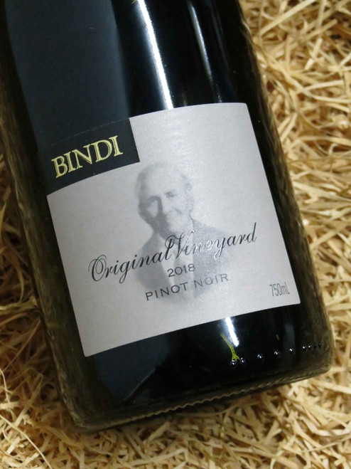 [SOLD-OUT] Bindi Original Vineyard Pinot Noir 2018