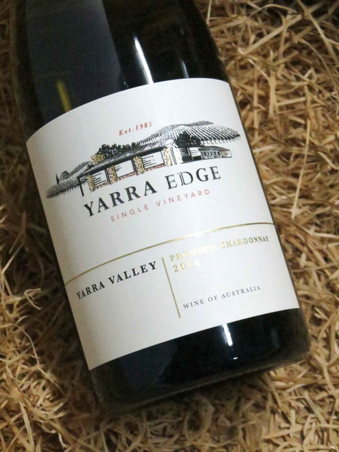 [SOLD-OUT] Yarra Edge Premium Chardonnay 2016