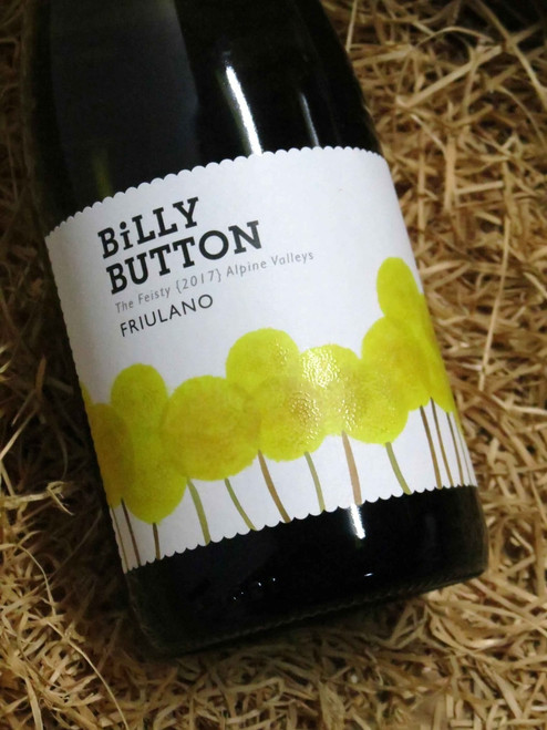 Billy Button The Feisty Friulano 2017