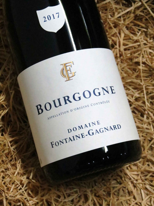 [SOLD-OUT] Fontaine Gagnard Bourgogne Rouge 2017