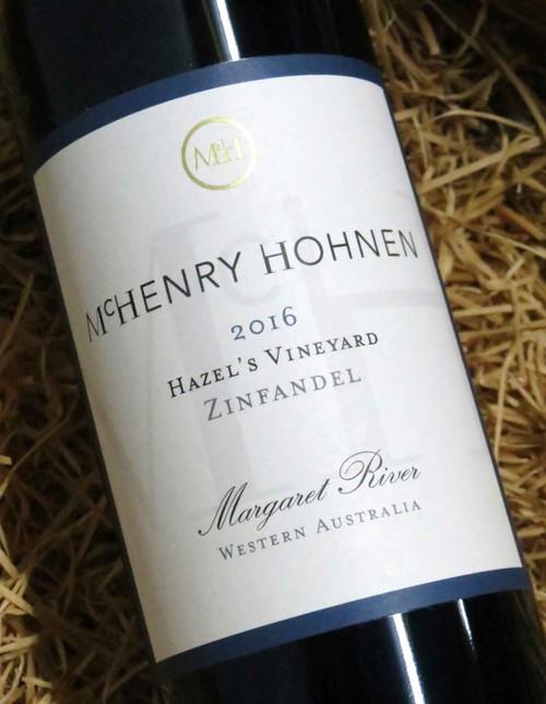 McHenry Hohnen Hazel's Vineyard Zinfandel 2016