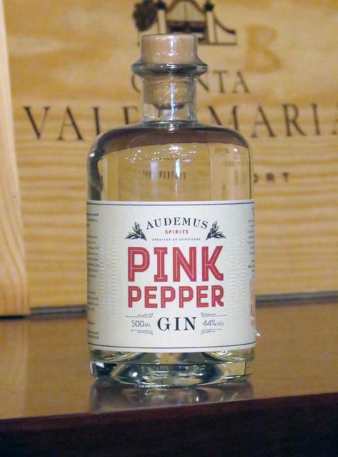 Audemus Pink Pepper Gin 44% 500mL