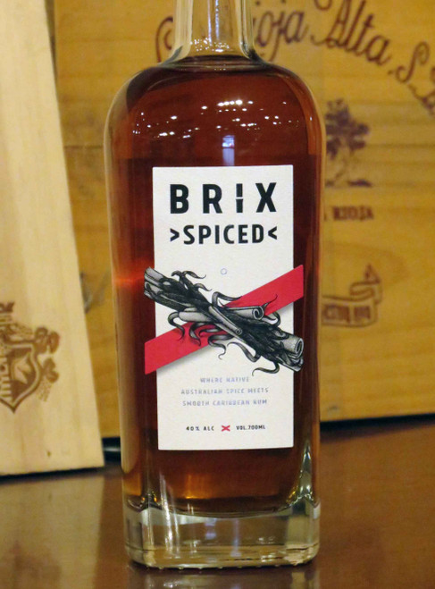 [SOLD-OUT] Brix Distillers Spiced Rum 40%