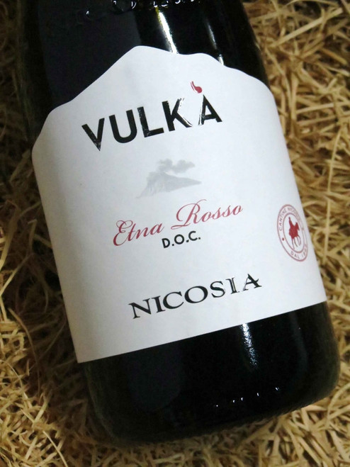 [SOLD-OUT] Vulka' Etna Rosso 2016