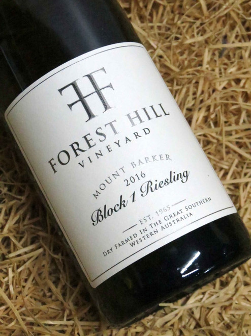[SOLD-OUT] Forest Hill Block 1 Riesling 2016