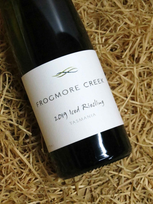 Frogmore Creek Iced Riesling 2019 375mL-Half-Bottle