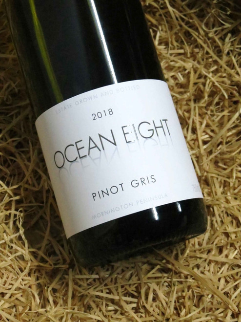 [SOLD-OUT] Ocean Eight Pinot Gris 2018